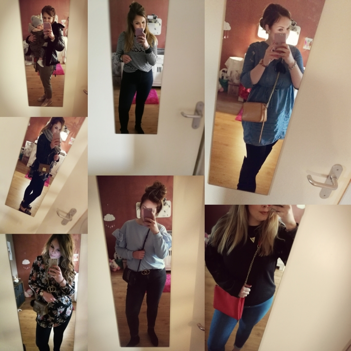 Week in outfits
