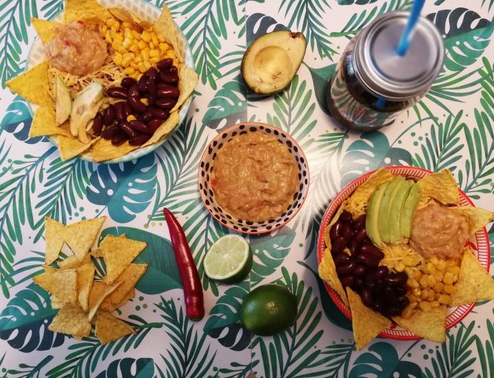 Burrito Bowl a la Prot &Pallie