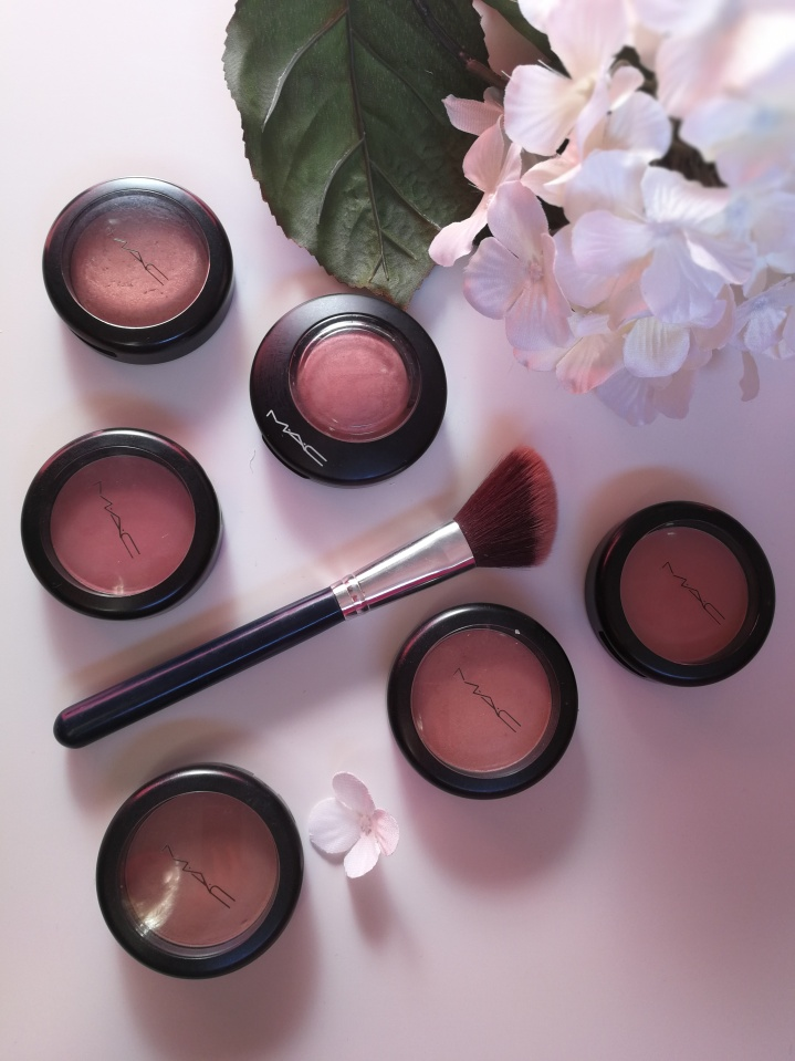 Favoriete MAC Blushes